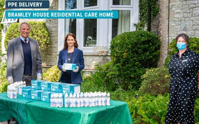 Bramley House Residential Care Home with Ruth Wilson