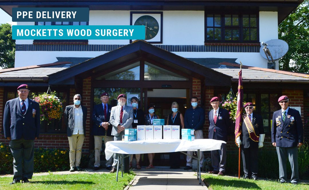 Mocketts Wood Surgery Delivery
