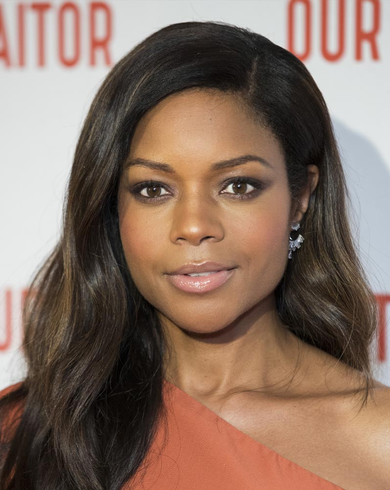 Naomie Harris UK Mask Force
