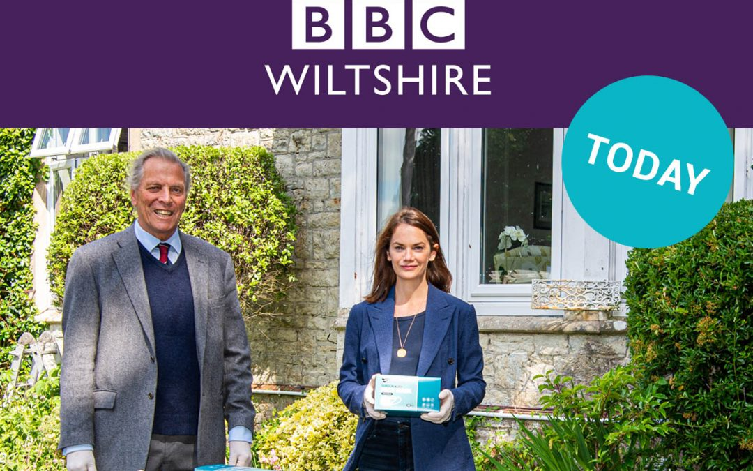 BBC Radio Wiltshire Interview today with Ruth Wilson