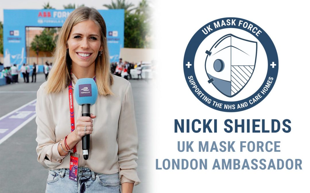 Nicki Shields Ambassador for West London